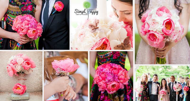 Peony Lovers Simply Happy