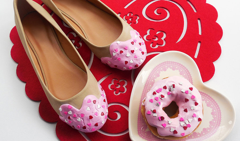 shoes cake(17)