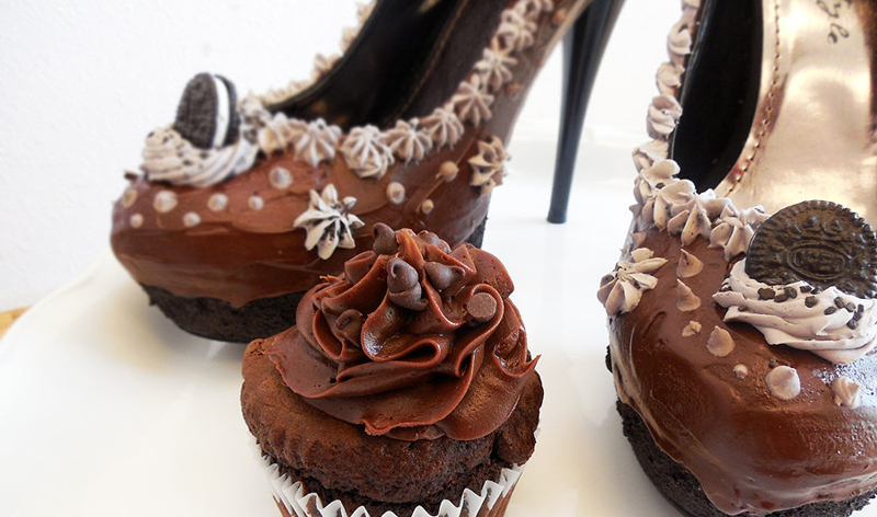 shoes cake(18)