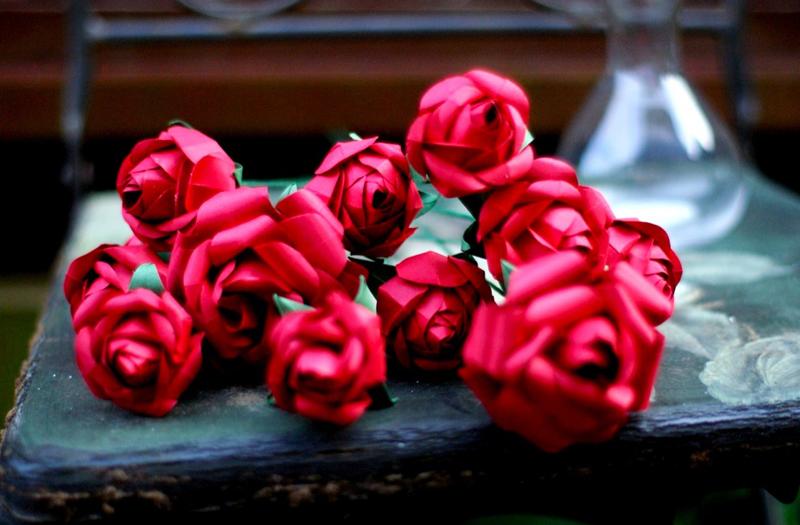 Mărturii Pentru Nuntă Sau Botez Din Origami Nuntă în Grădină