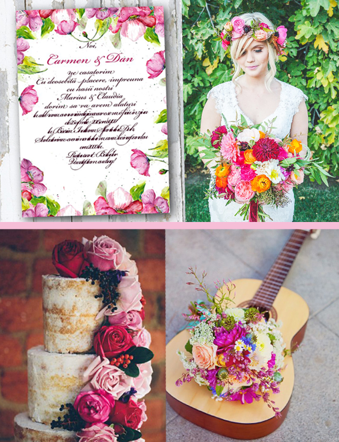 Despre Primăvară Flori și Nunți Altfel Idei Pentru O Nuntă Cu