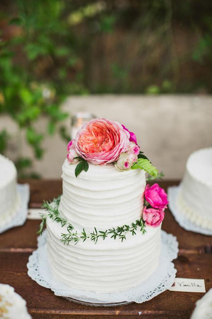 buchet mireasa bujori-tort