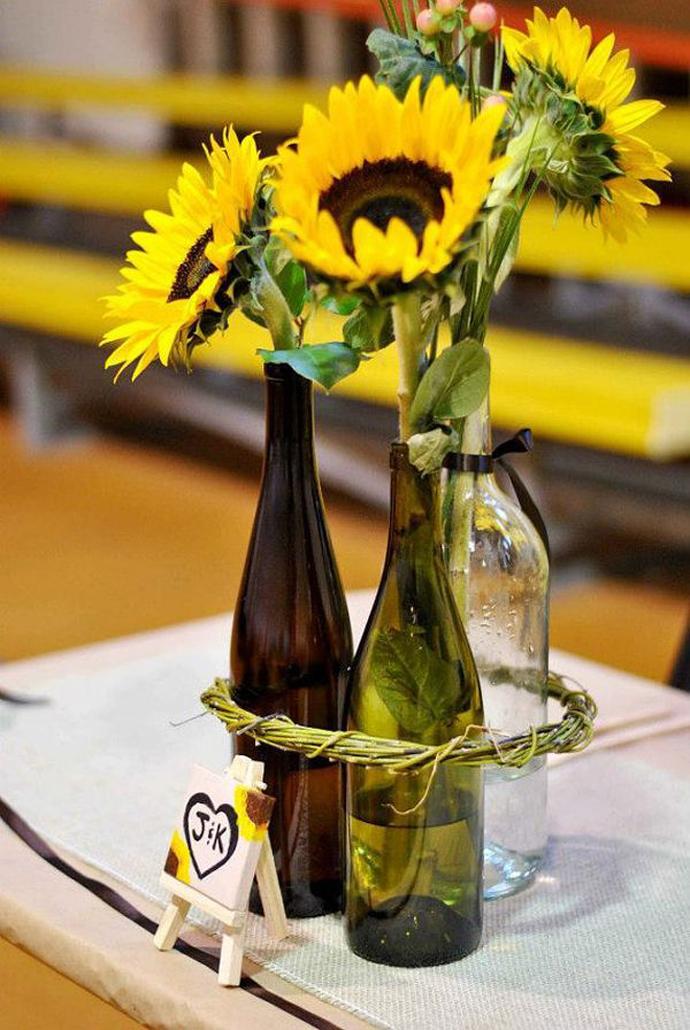 floarea soarelui-nunta in gradina (10)