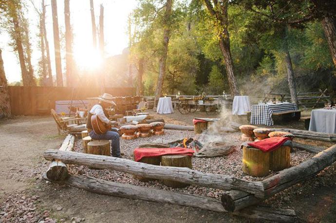 foc de tabara-nunta in gradina (4)