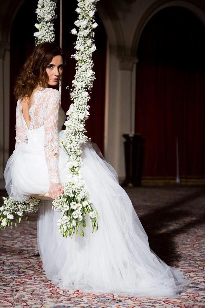 leagan -nunta  in gradina (8)