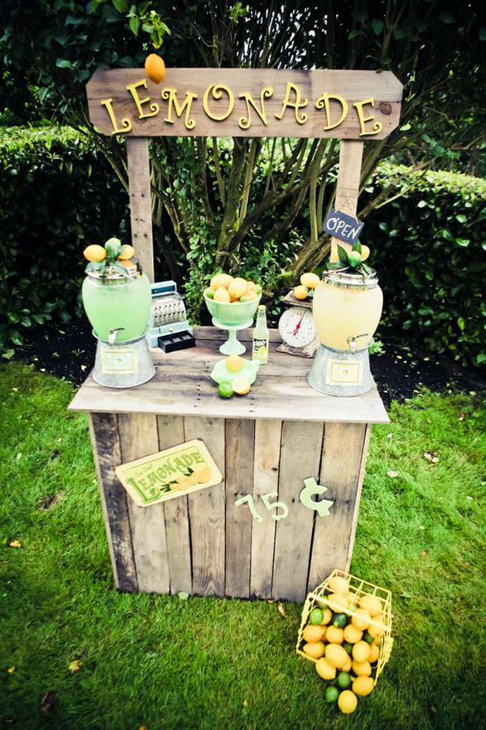 lemonade bar-nunta in gradina (11)