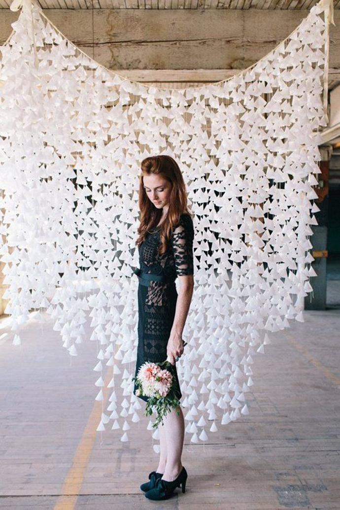 perdea de flori-nunta in gradina (5)