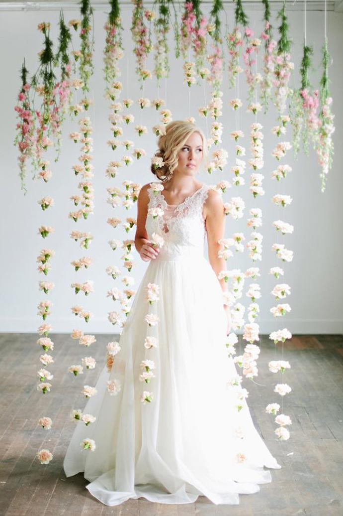 perdea de flori-nunta in gradina (6)