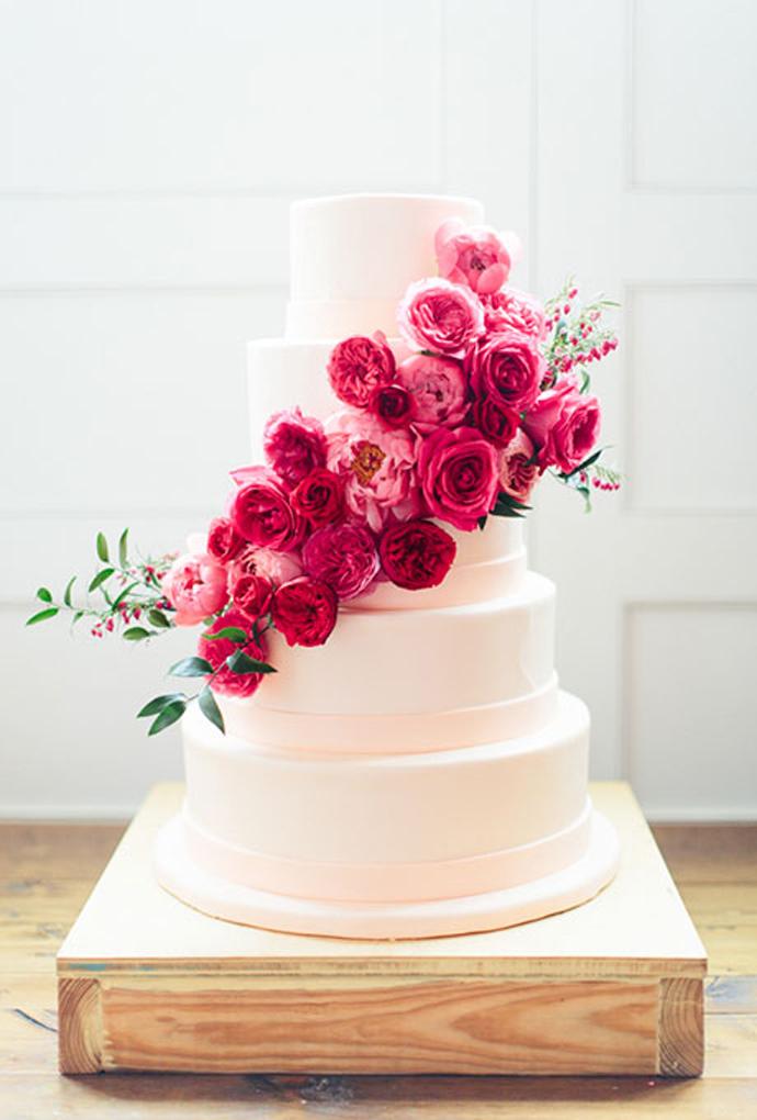 tort colorat cu flori (15)