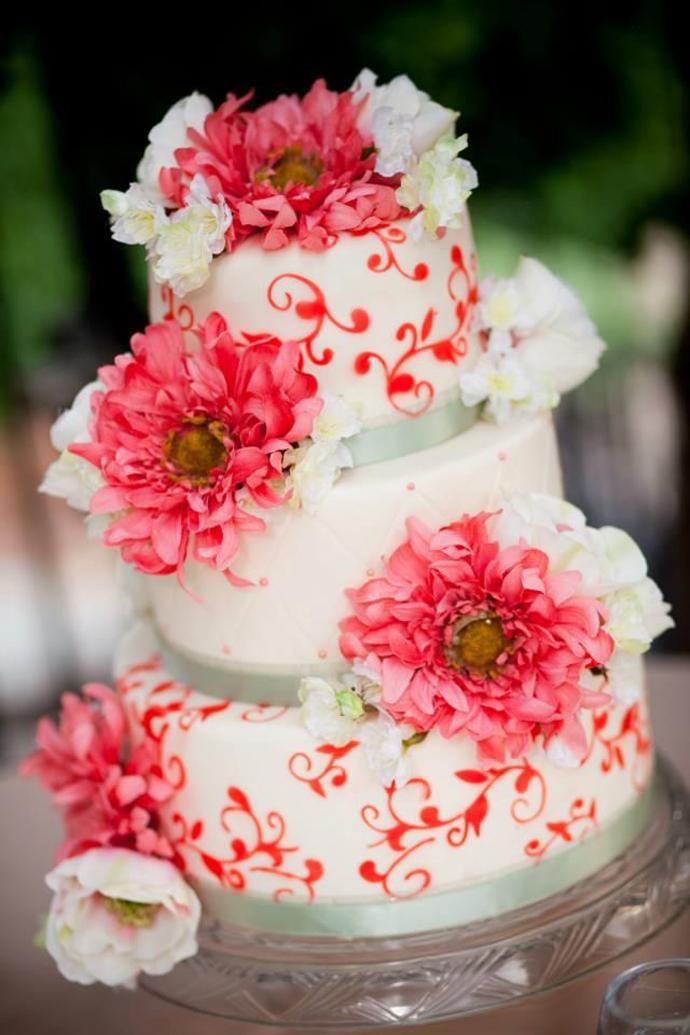tort colorat cu flori (7)