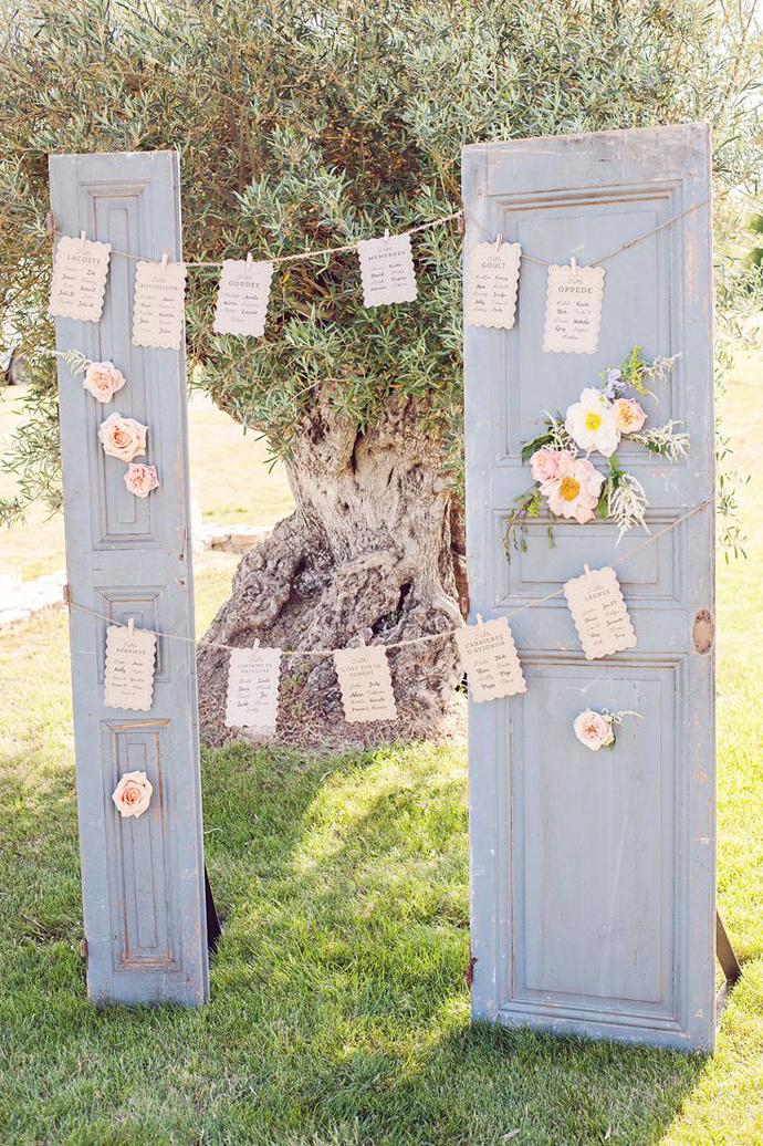recycled doors- nunta in gradina (6)