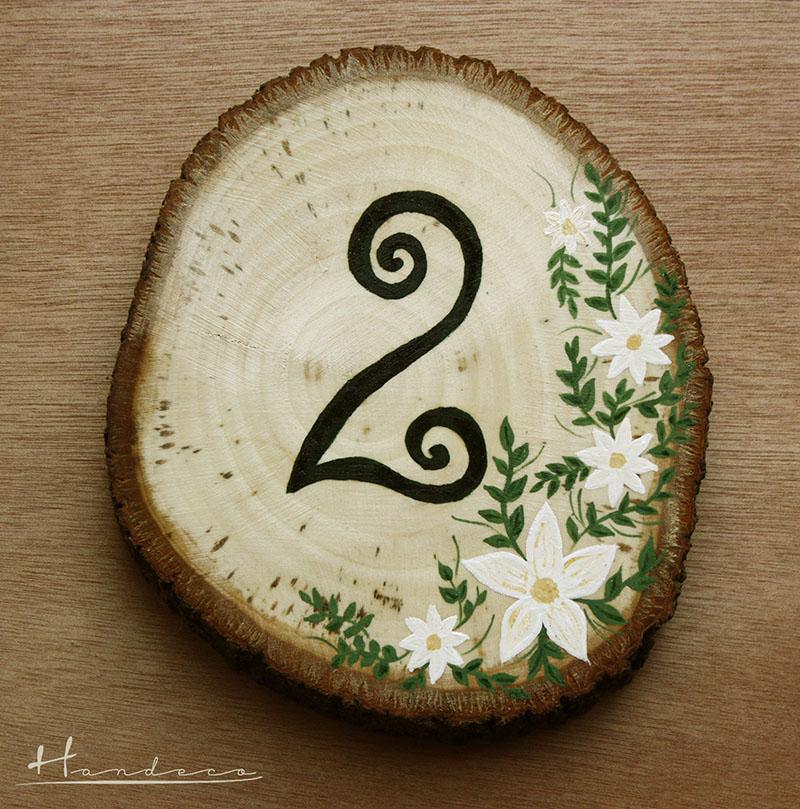 Handeco - numere masa [12]