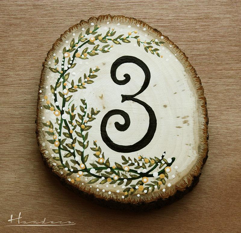 Handeco - numere masa [21]
