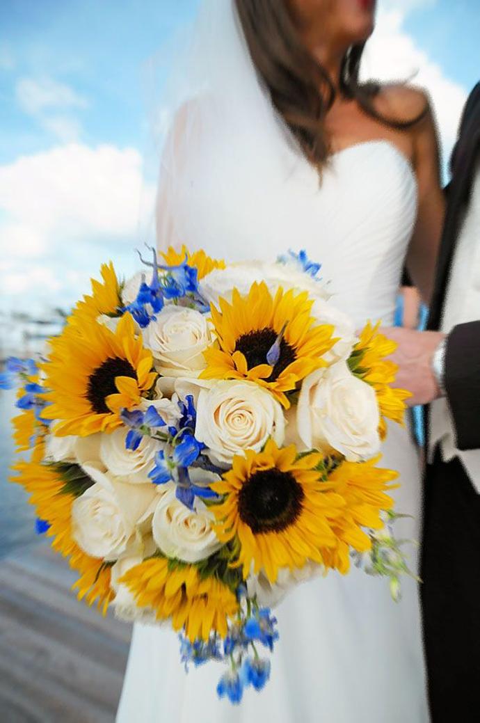 floarea soarelui-nunta in gradina (11)