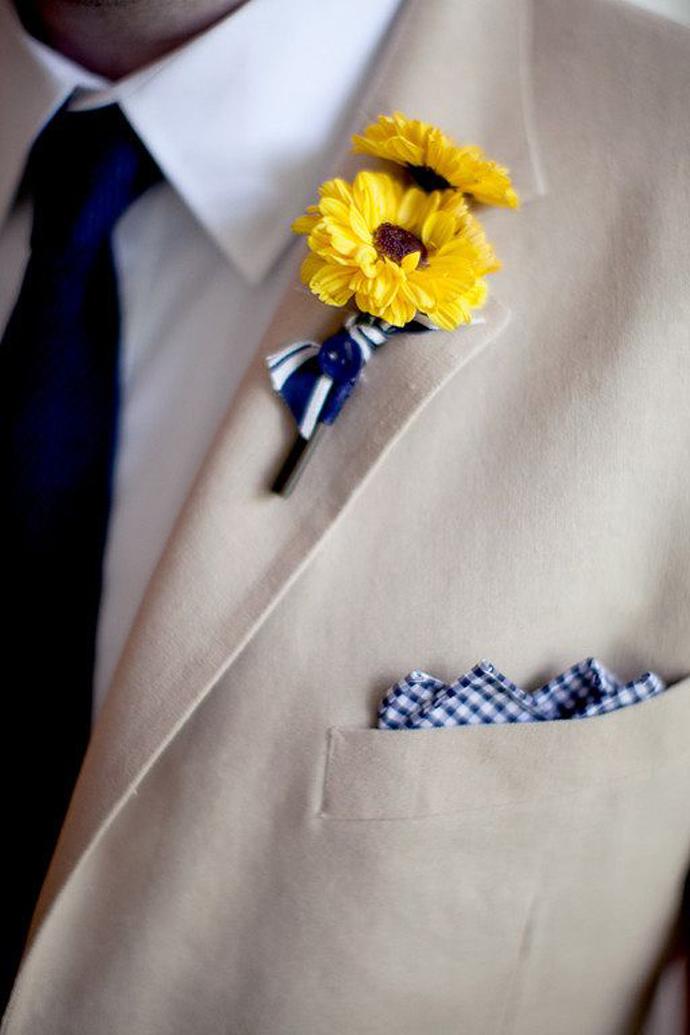 galben albastru nunta in gradina (10)