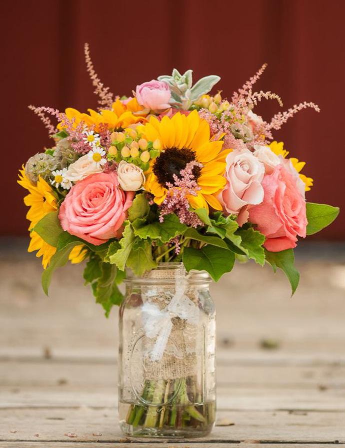 nunta in gradina-floarea soarelui (3)