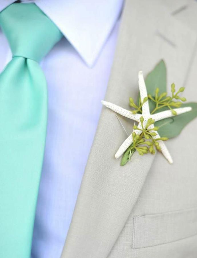 seaside men boutonniere-nunta in gradina (13)