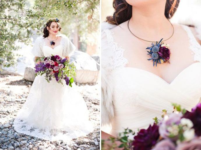 coliere din flori -nunta in gradina (8)