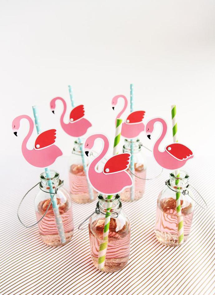 flamingo-nunta in gradina (8)