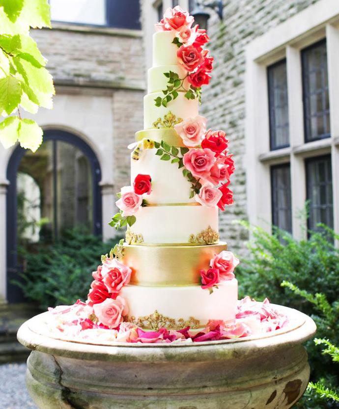 flori rosii-nunta in gradina (14)