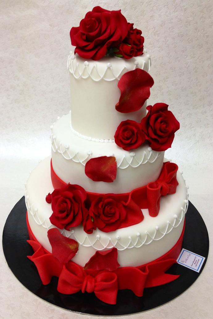 flori rosii-nunta in gradina (18)