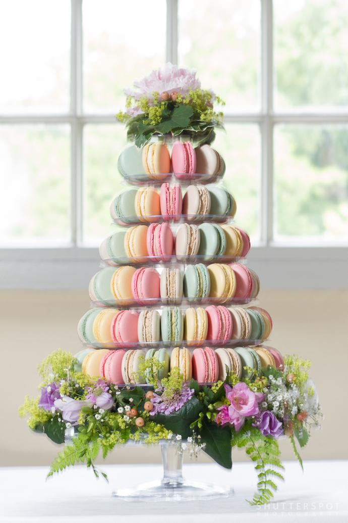 nunta in gradina cu macarons (14)