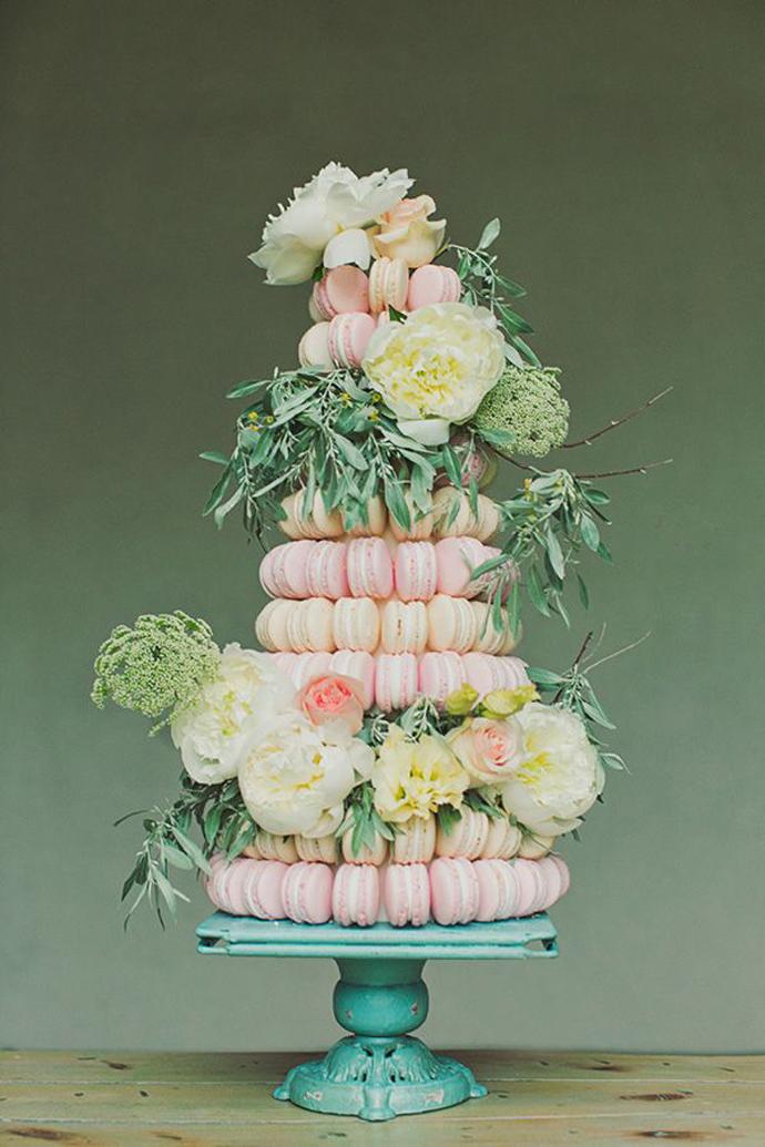 nunta in gradina cu macarons (22)