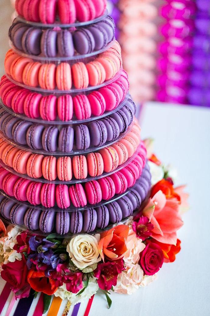 nunta in gradina cu macarons (26)