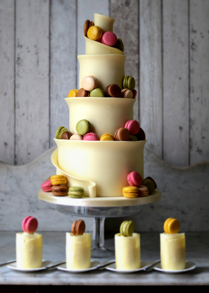 nunta in gradina cu macarons (30)