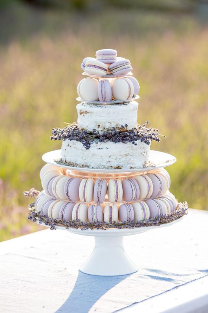 nunta in gradina cu macarons (6)