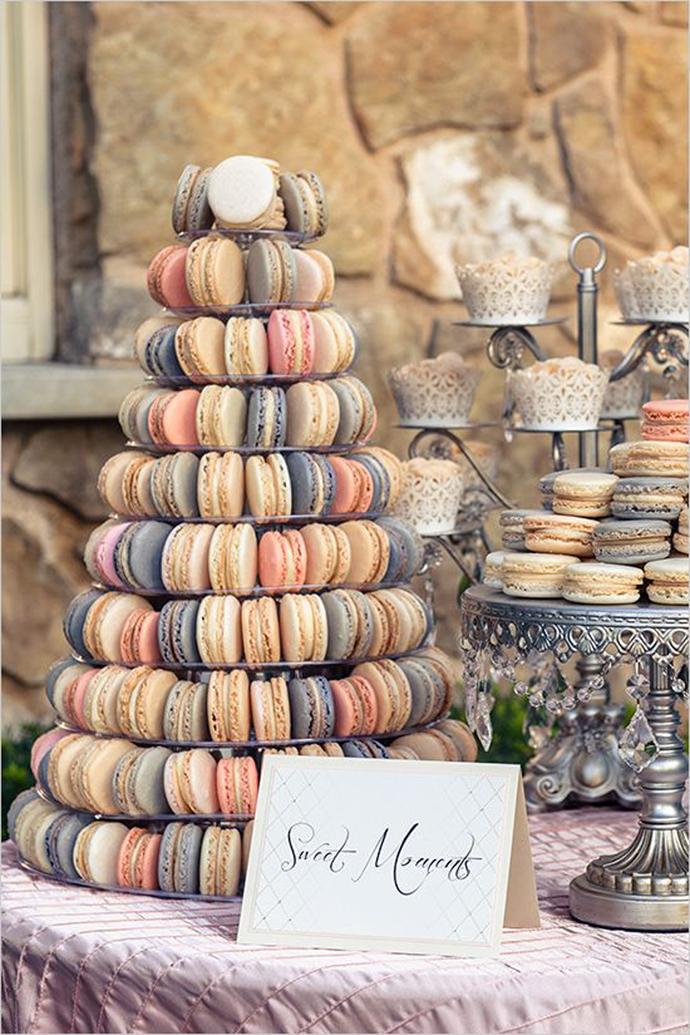nunta in gradina cu macarons (7)