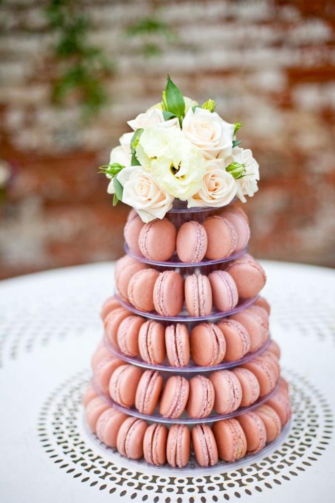 nunta in gradina cu macarons (9)