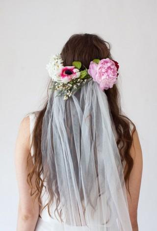 mirese voal flori-nunta in gradina (2)