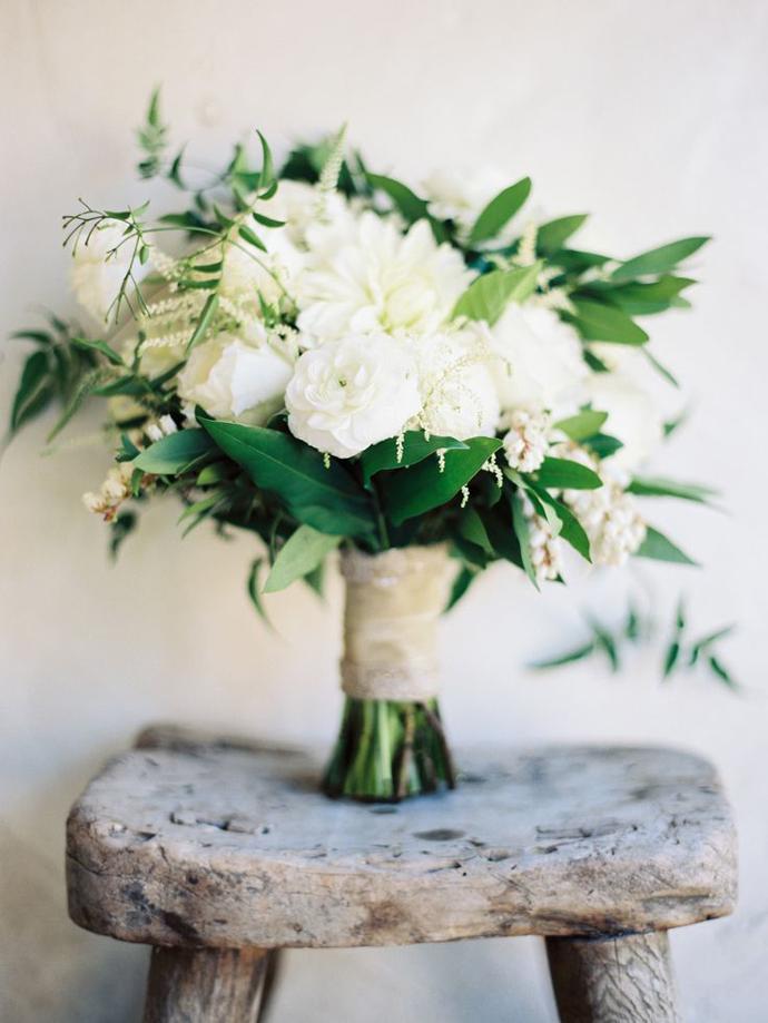 buchete albe-nunta in gradina (1)