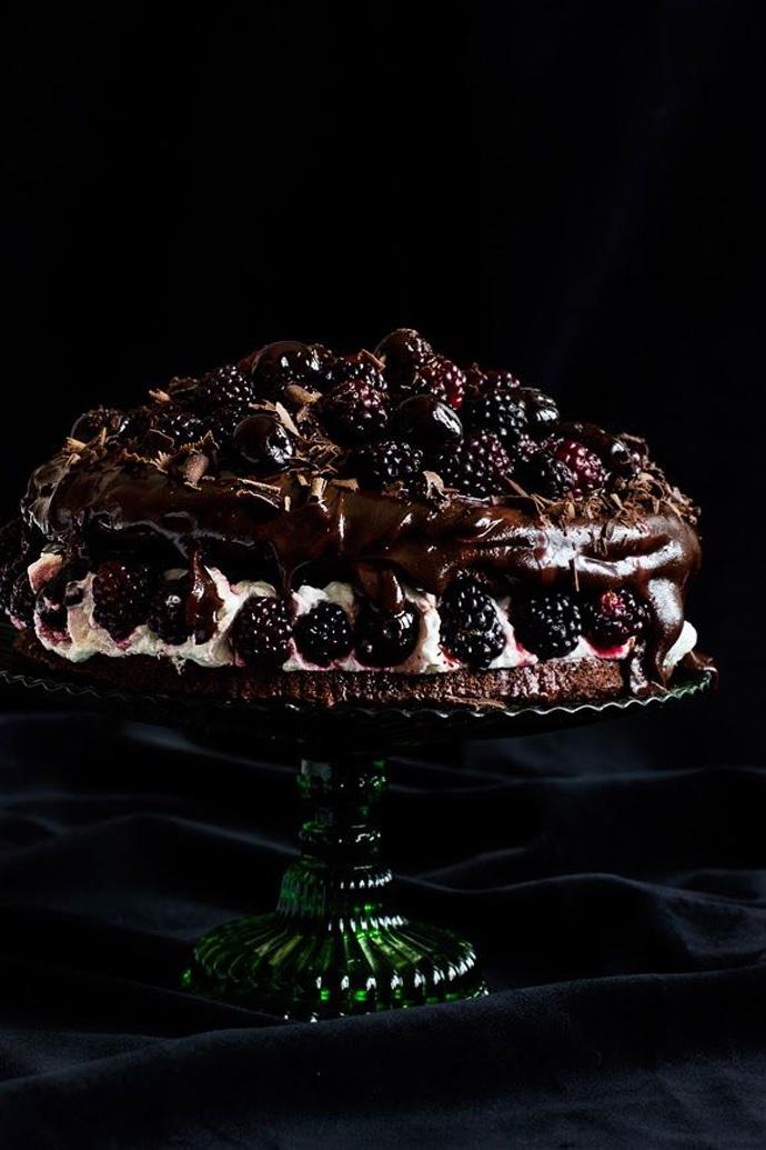ciocolata-nunta in gradina (4)