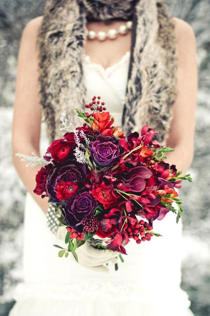 nunta in gradina-buchete rosii (15)