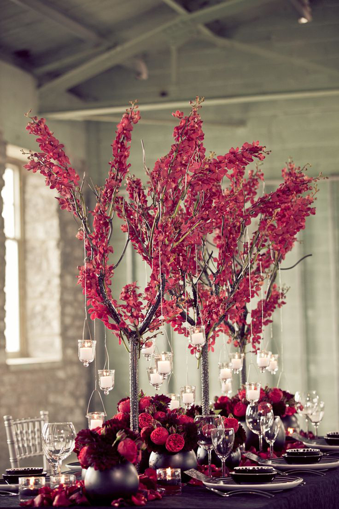 nunta in gradina-buchete rosii (17)