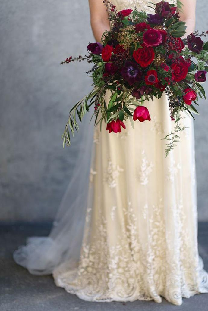 nunta in gradina-buchete rosii (3)