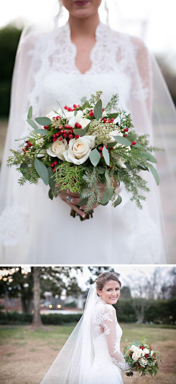 nunta in gradina-buchete rosii (5)