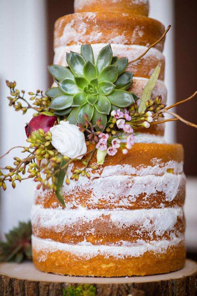 tort plante suculente-nunta in gradina (21)