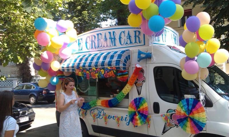 Mașina cu înghețată (2)