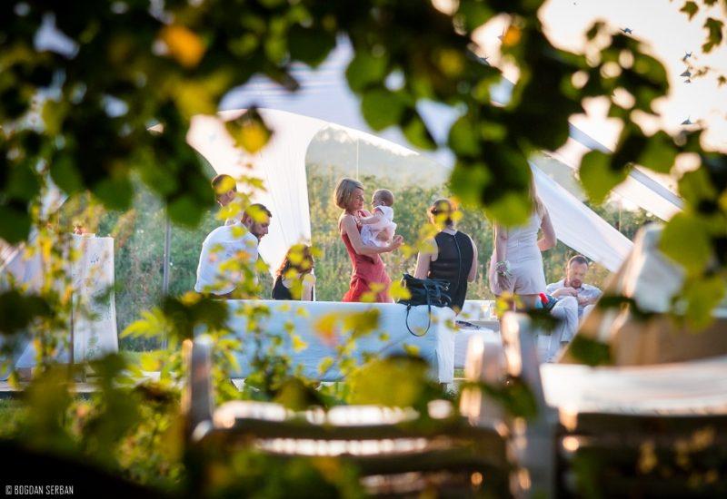 TreeHouse Forest-nunta in gradina (3)