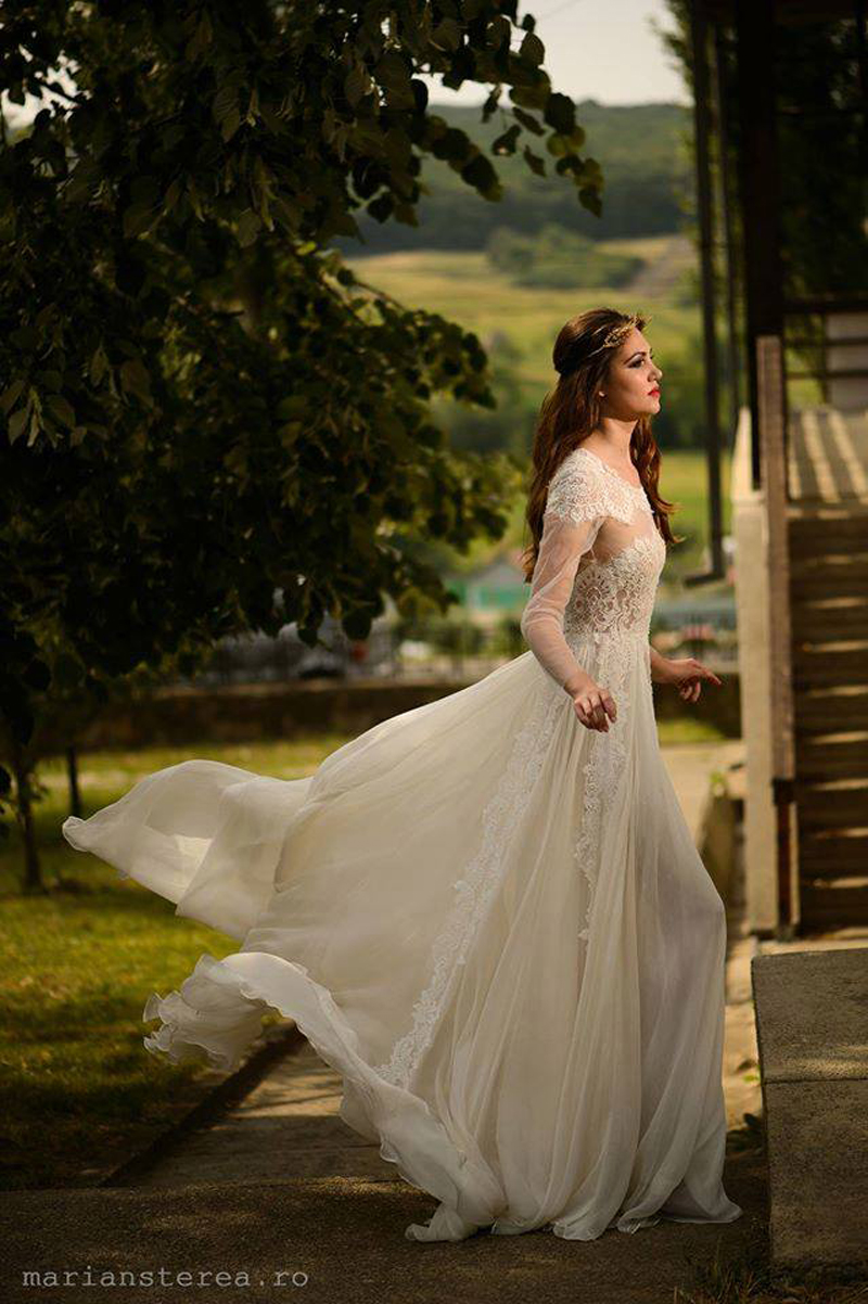 Otilia Brailoiu Atelier-nunta in gradina (2)