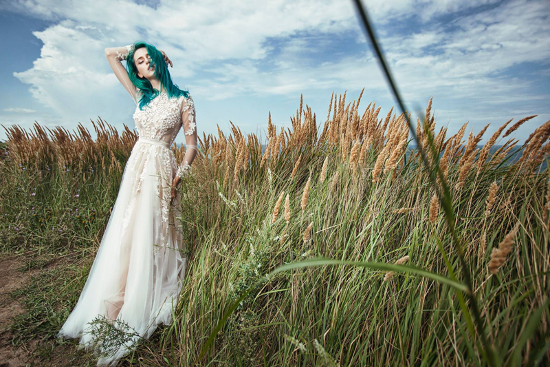 Otilia Brailoiu Atelier-nunta in gradina (3)