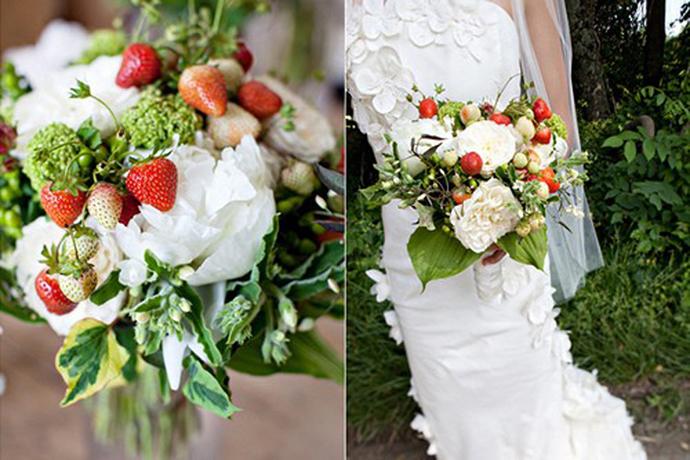 deco capsuni nunta in gradina (8)