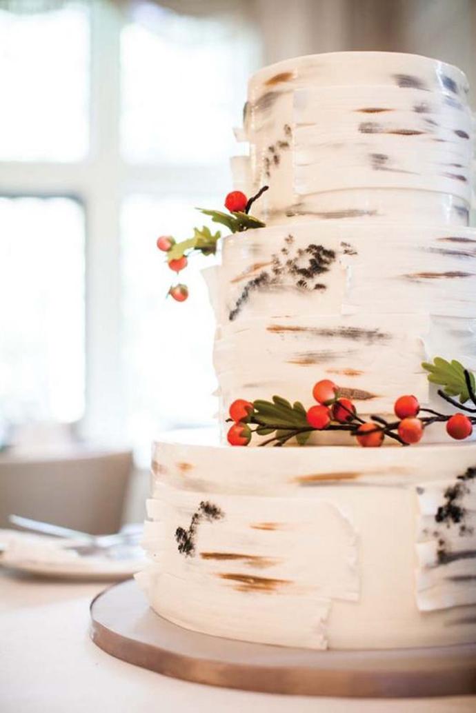 tort iarna nunta in gradina (1)