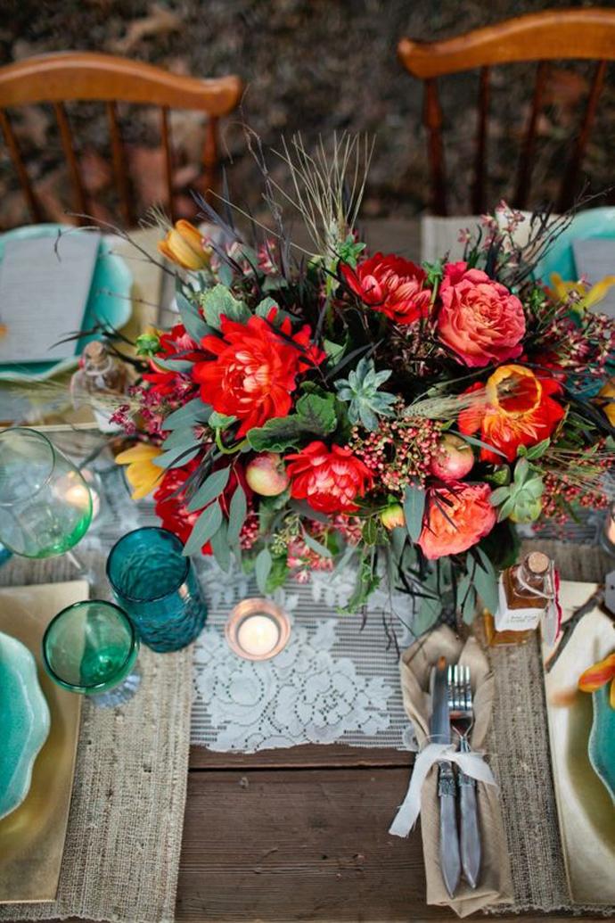 piersici nunta in gradina (7)