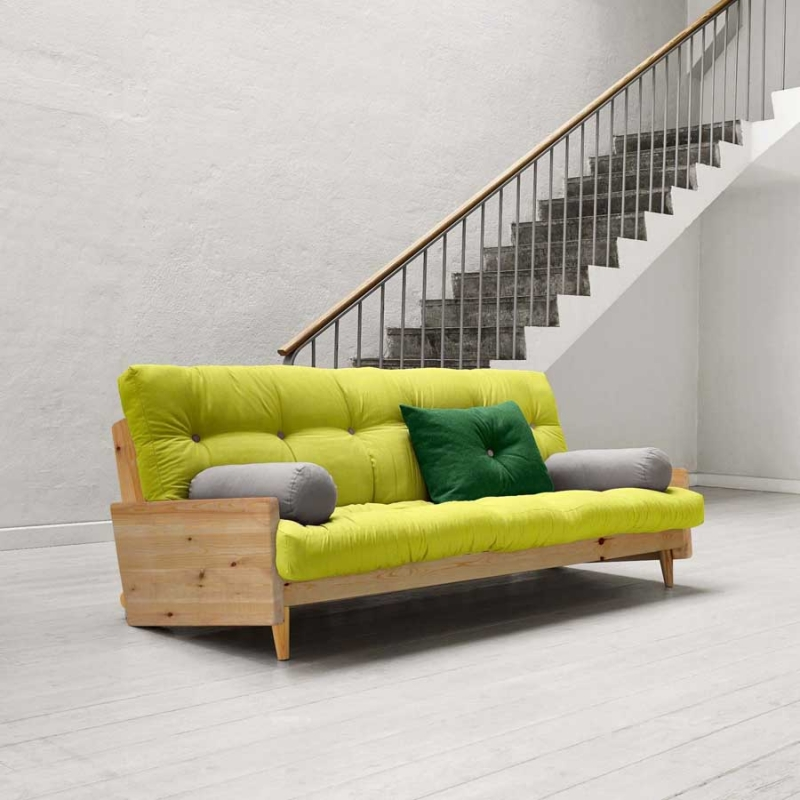 Canapea extensibilă Sigvard Pistachio