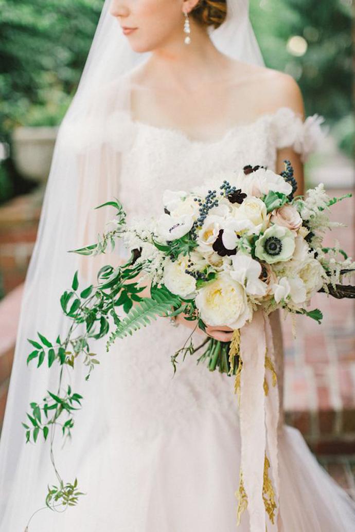 buchete albe- nunta in gradina (1)