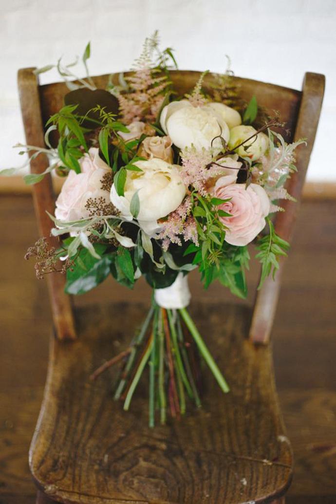 buchete albe- nunta in gradina (2)